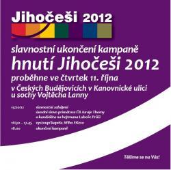 Obrázek kčlánku Večírek sJihočechy 2012
