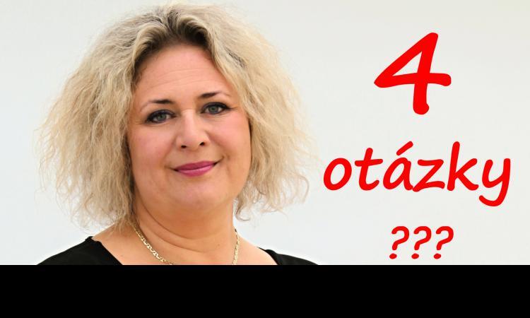 Obrázek kčlánku Čtyři otázky pro Věru Korčakovou