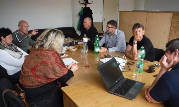 Obrázek kčlánku Rada hnutí se přiklání kvytvoření středolevé koalice