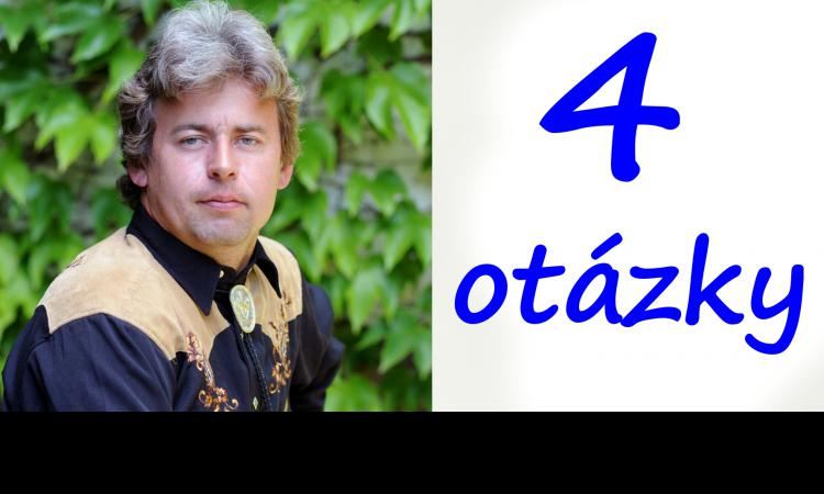 Obrázek kčlánku Čtyři otázky pro Vlastimila Bočánka