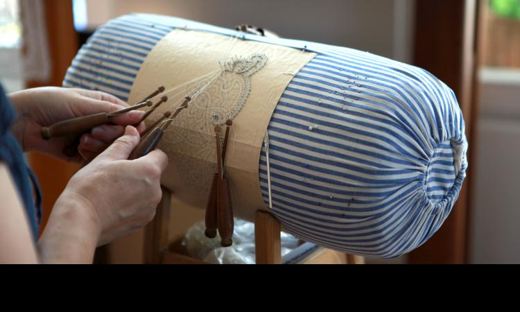 Obrázek kčlánku Sedlická krajka na seznamu kulturního dědictví